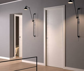 doortech contre ch ssis pour plaques de pl tre de porte coulissante. Black Bedroom Furniture Sets. Home Design Ideas
