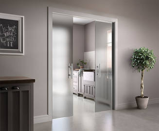doortech contre ch ssis pour plaques de pl tre de porte. Black Bedroom Furniture Sets. Home Design Ideas