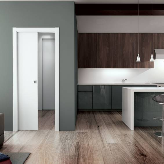 good fabulous affordable chassis galandage base with porte double battant interieur lapeyre with. Black Bedroom Furniture Sets. Home Design Ideas